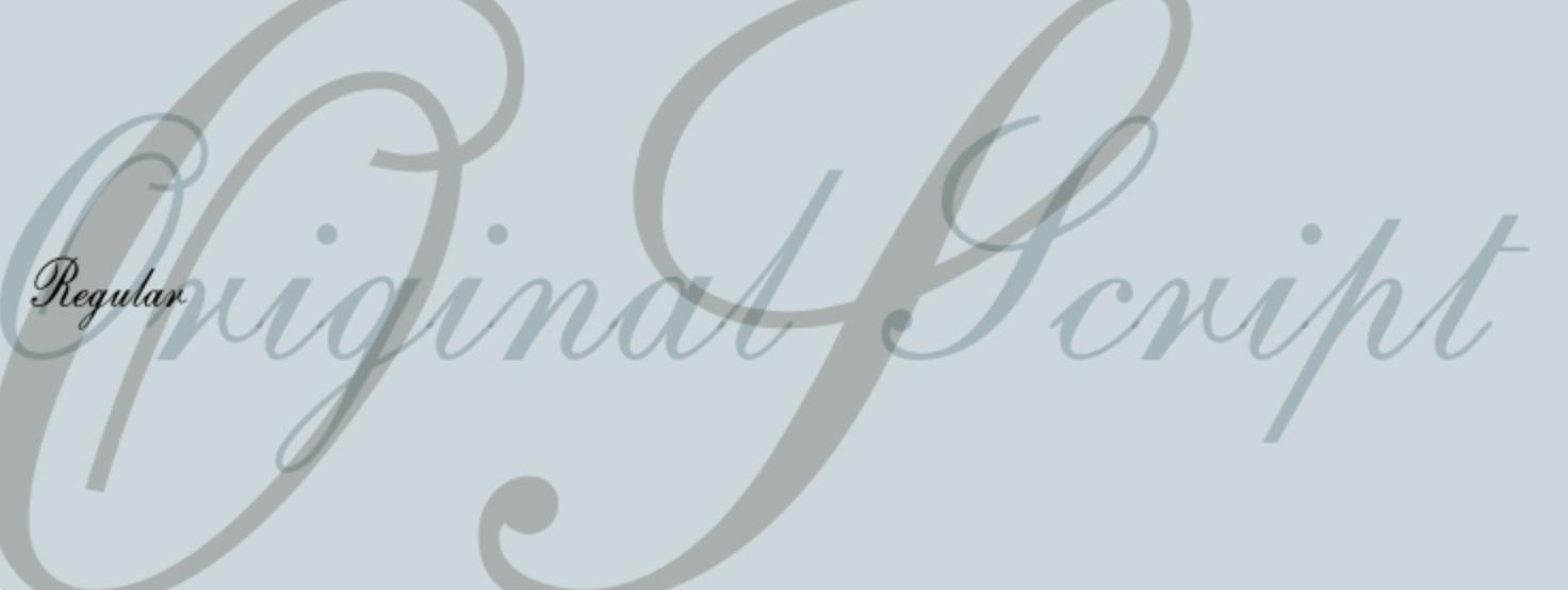 Script Fonts For Web Design Pleasanton