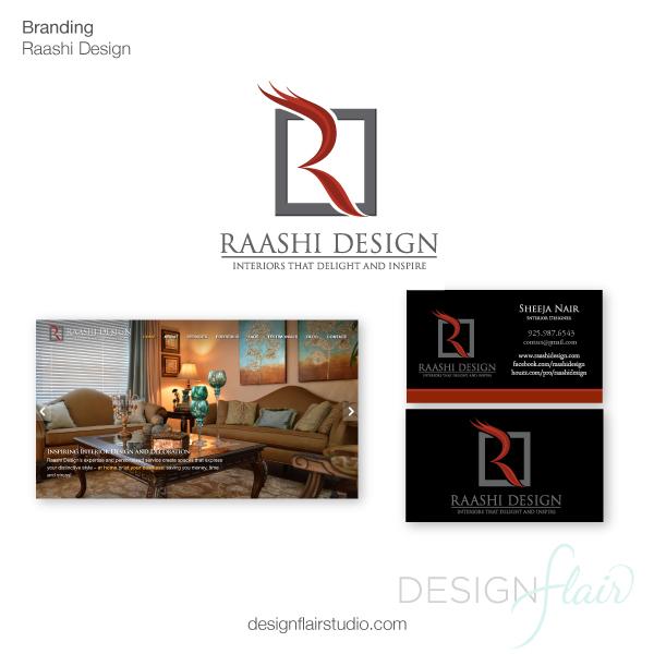 Interior Design Branding San Ramon, Raashi Design