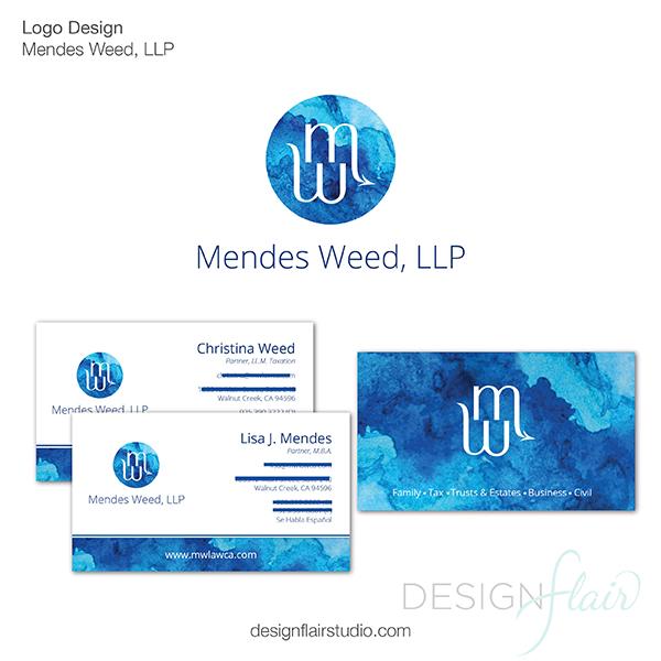 Mendes Weed Logo Design & Branding, Walnut Creek, CA