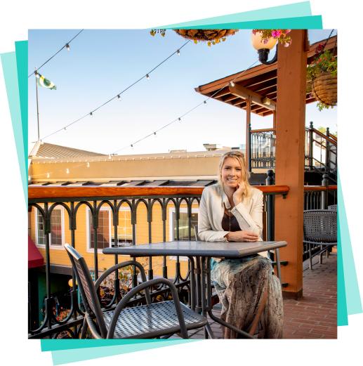 Alyssa, Eugene web design company Designflair