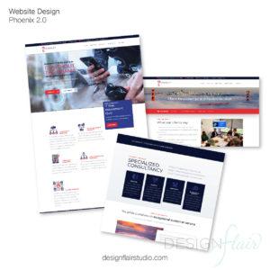 San Francisco Website Design - Phoenix 2.0 IT Company