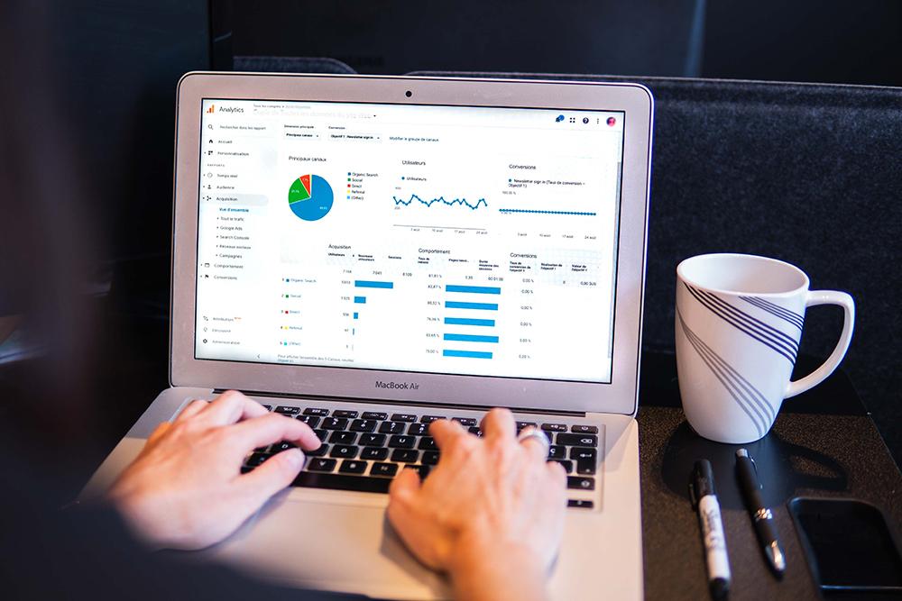 SEO & Websites - Google analytics